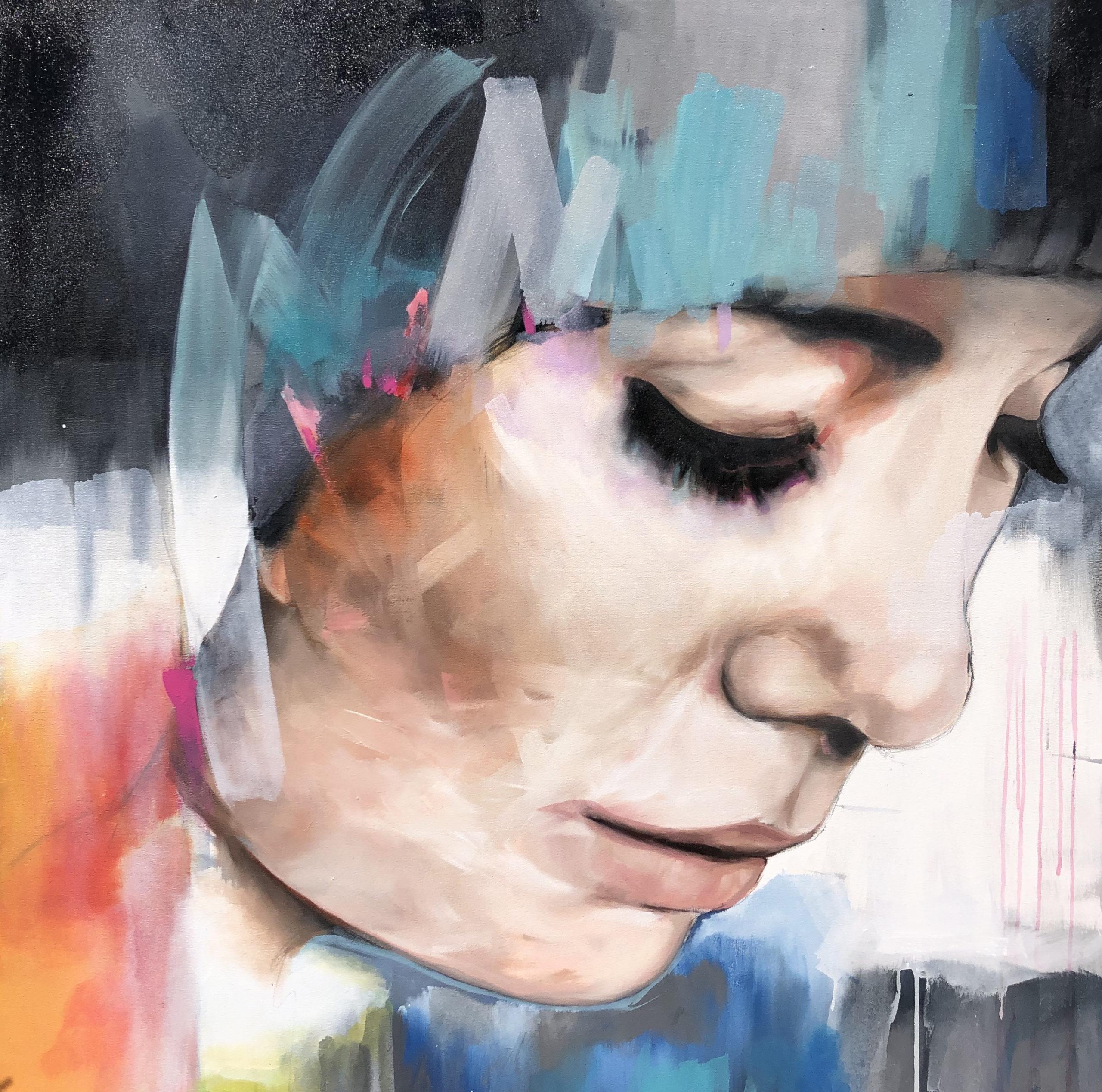 Vicky Sanders Portraits - Portrait of Melissa