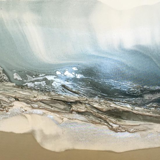 Vicky Sanders Seascapes - Dolphin Bay
