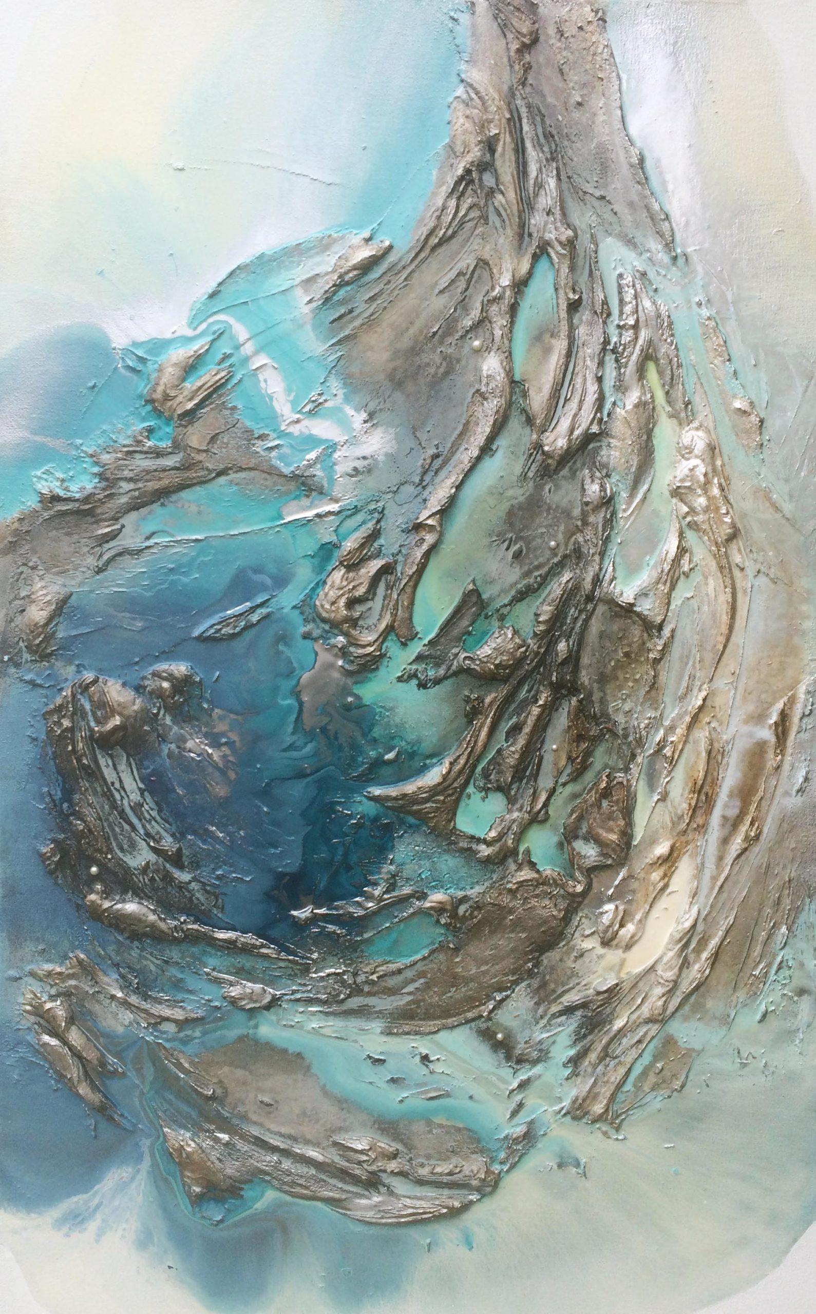 Vicky Sanders Seascapes - Islands