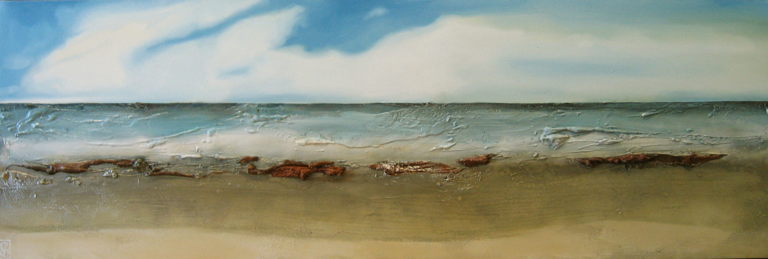 Vicky Sanders Seascapes - Seascapes