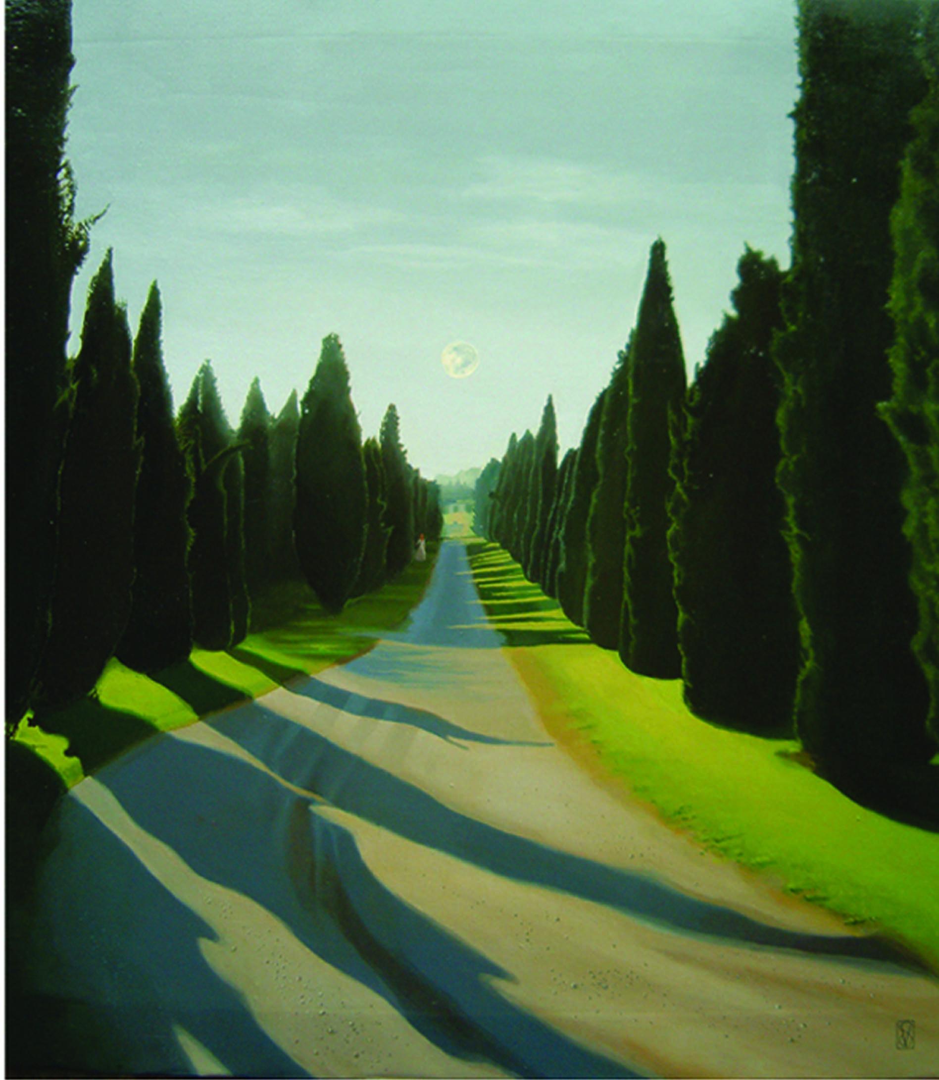Vicky Sanders Realistic - Trees