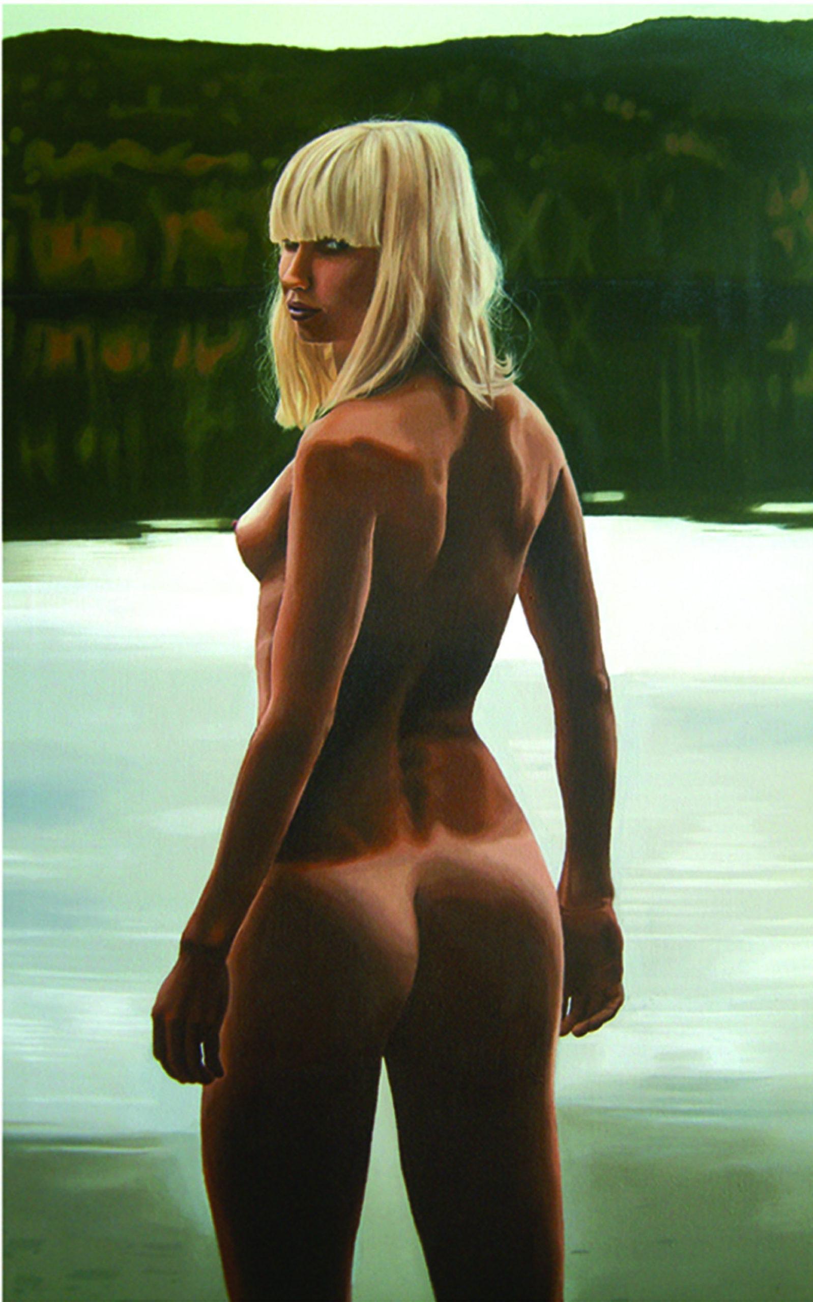 Vicky Sanders Realistic - Waters Edge