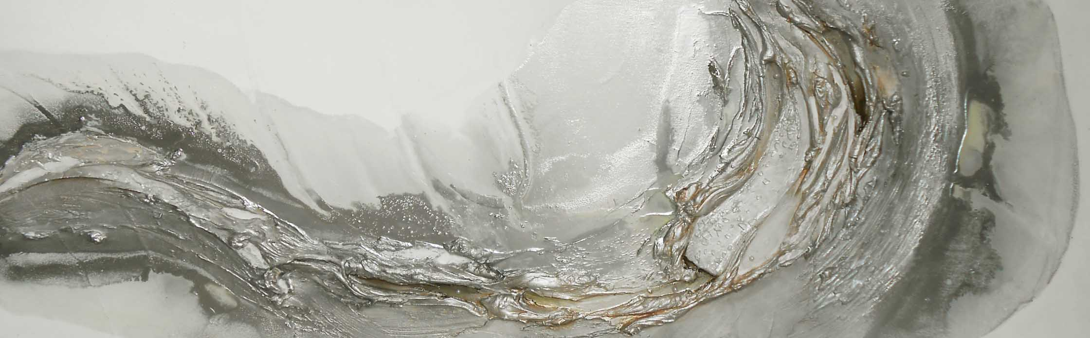 Vicky Sanders Oyster Series - White Oyster #2
